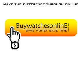#302 για Logo Design for www.BuyWatchesOnline.com.au από jagadeeshrk