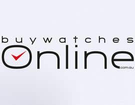 #319 för Logo Design for www.BuyWatchesOnline.com.au av moelgendy