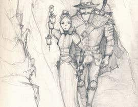 landish23 tarafından Steampunk Horror: Mary Poppins vs. the Great Cthulhu için no 48
