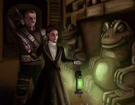 #51 for Steampunk Horror: Mary Poppins vs. the Great Cthulhu af apzero