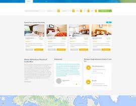 #53 cho Re-design a Hotel Website bởi camichou