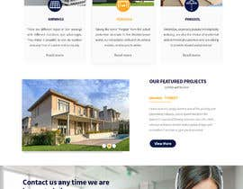 appsanju8 tarafından Website UX/ UI design & development için no 3