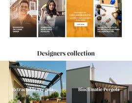 #31 for Website UX/ UI design & development by syrwebdevelopmen