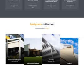 #30 for Website UX/ UI design & development by tamamanoj
