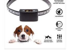 Nro 20 kilpailuun Infographic Images for a Dog Bark Collar on Amazon käyttäjältä endarif