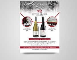 #55 for Design a Flyer for Corporate Wine Gift Packs by bdKingSquad