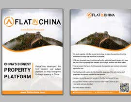 #35 cho Design a Flyer for a Real Estate Platform bởi Designser