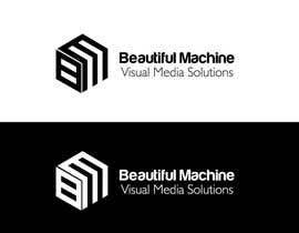#10 cho Design a Logo for Beautiful Machine, Visual Media Solutions. bởi designbox3
