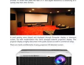"#2 para Write an article titled ""Should I Buy A Projector For Video Gaming?"" por pukhtoonyar"
