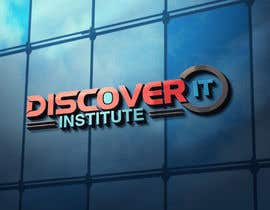 """Nro 62 kilpailuun Design a Logo for """"Discover IT Institute"""" käyttäjältä Julhasovi"""