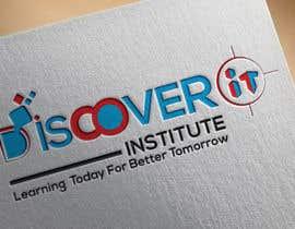 """Nro 59 kilpailuun Design a Logo for """"Discover IT Institute"""" käyttäjältä tanveerhridoy566"""