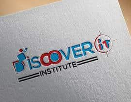 """Nro 64 kilpailuun Design a Logo for """"Discover IT Institute"""" käyttäjältä tanveerhridoy566"""