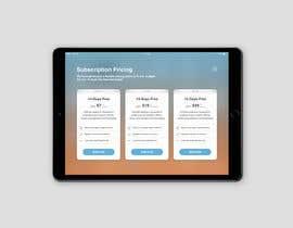 #37 para Design a Website Mockup de sha1n