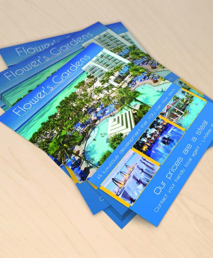 Inscrição nº                                         24                                      do Concurso para                                         Design a Flyer for Timeshare cover