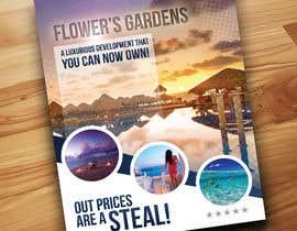 #25 para Design a Flyer for Timeshare cover por daxzero10