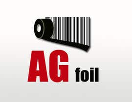 #16 for Logo Design for AG FOIL by alexandracol