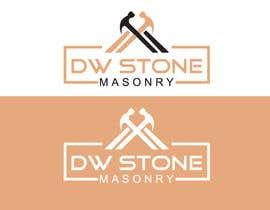 #71 for Logo for Stone Masonry business af Bloosomhelena