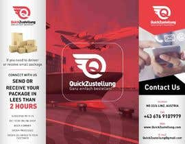 #53 for QuickZustellung Brochure by mylogodesign1990