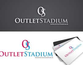 #23 for Logo Design for OutletStadium.se by Arryko