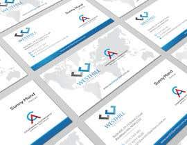 Nro 133 kilpailuun Business Card Design käyttäjältä prosenjit2016