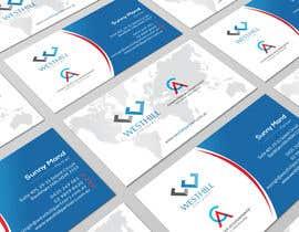 Nro 134 kilpailuun Business Card Design käyttäjältä prosenjit2016