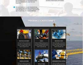#7 for Build a new Website for a Oil and Gas Imaging Service Company by Dot09