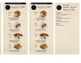 #7 for Logo, and Graphic Design for Food Menu on Documentation ASAP af giuliachicco92