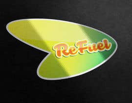 nº 137 pour Logo Design for ReFuel par guyone001