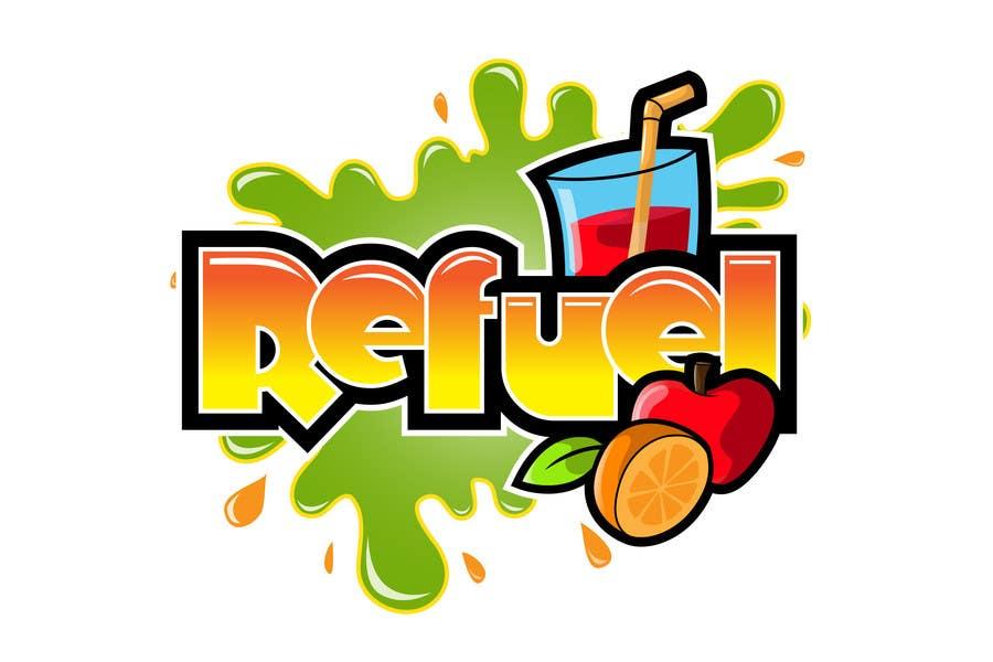Kilpailutyö #114 kilpailussa Logo Design for ReFuel