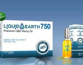 #22 , I need a mockup of our product line with our label added to each item, which includes our logo (Liquid Earth CBD) and a discription on the bottles and boxes. Logo will be provided for you. There are about 5 products id like displayed in the picture. 来自 gulenigar