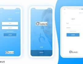 nº 25 pour Android/iOS APP UI/UX FOR LOGIN Routine par ElvoJake