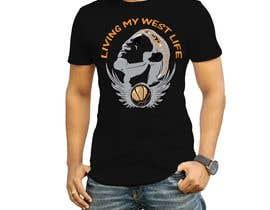 #10 cho living my west life t shirt design bởi nagimuddin01981