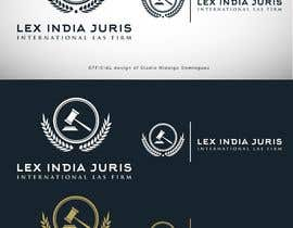 #43 cho create a logo for an international LAW firm. bởi EladioHidalgo