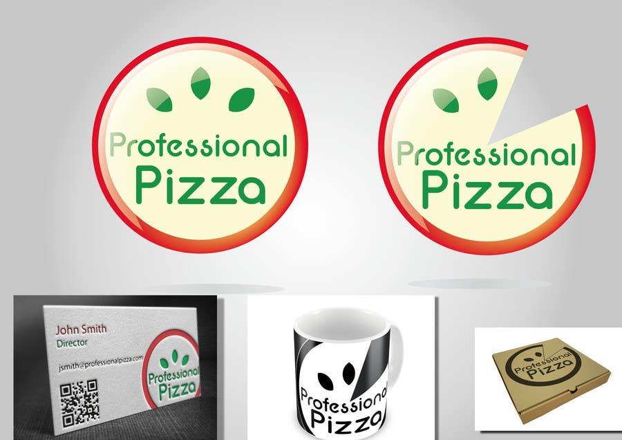 Inscrição nº                                         114                                      do Concurso para                                         Logo Design for Professional Pizza