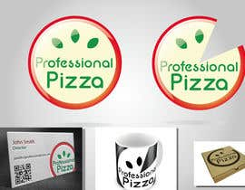 #114 for Logo Design for Professional Pizza af rhsantucho