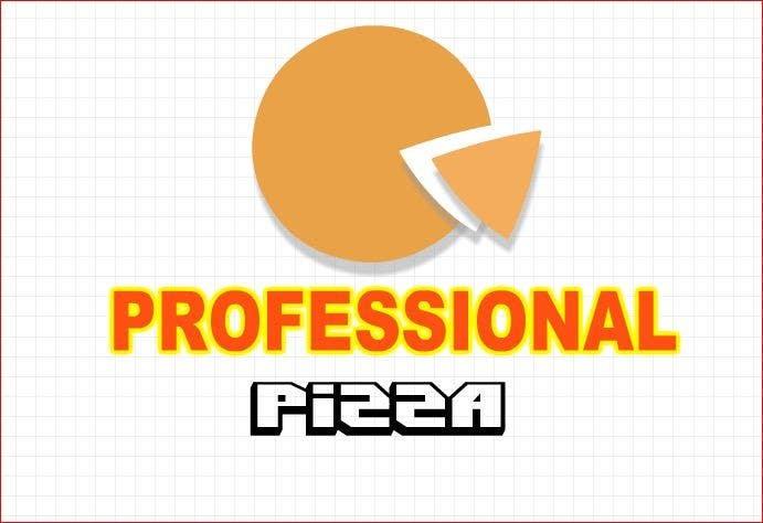 Inscrição nº                                         3                                      do Concurso para                                         Logo Design for Professional Pizza