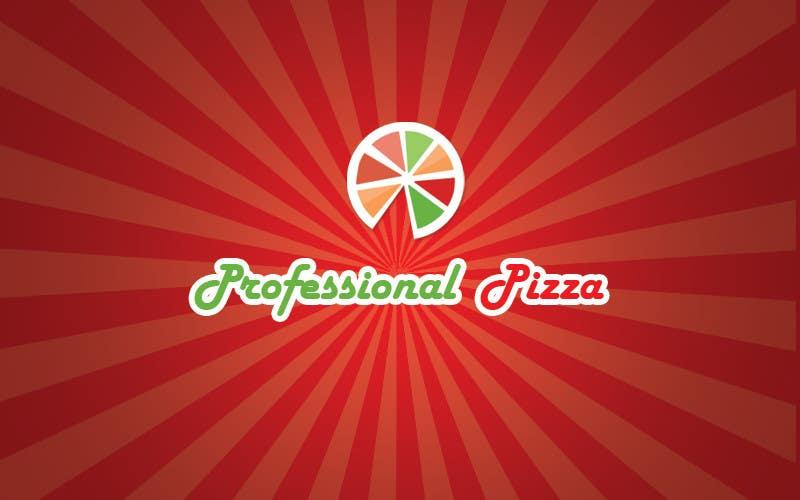 Inscrição nº                                         37                                      do Concurso para                                         Logo Design for Professional Pizza