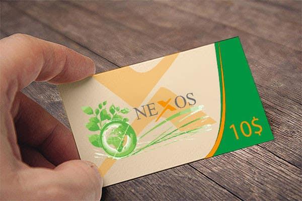 Penyertaan Peraduan #                                        40                                      untuk                                         Design a Logo for a Calling card