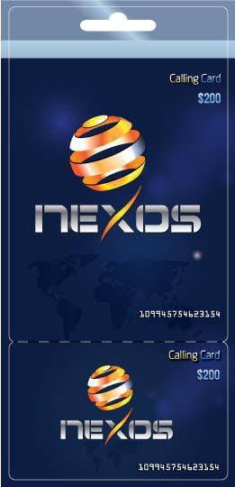 Penyertaan Peraduan #                                        52                                      untuk                                         Design a Logo for a Calling card