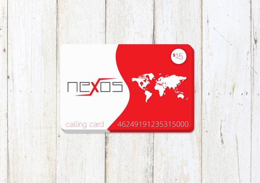 Penyertaan Peraduan #                                        15                                      untuk                                         Design a Logo for a Calling card