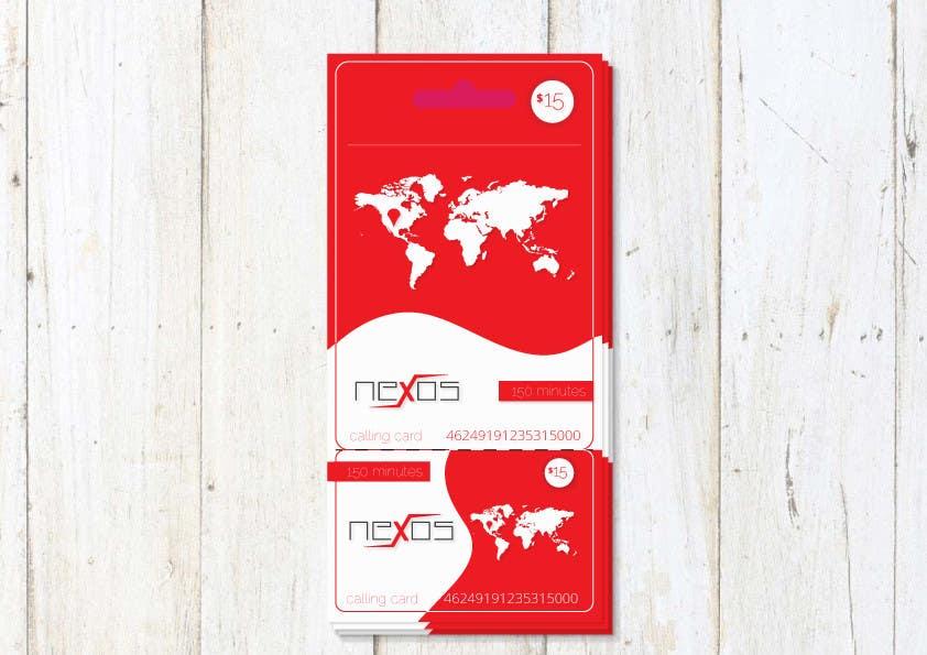 Penyertaan Peraduan #                                        31                                      untuk                                         Design a Logo for a Calling card