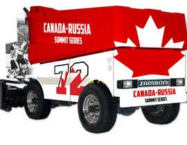 #18 for Zamboni Team Canada Design by mrGrafix