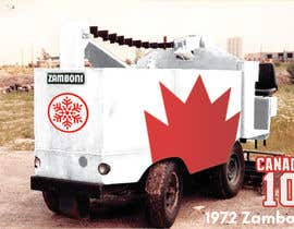 #25 for Zamboni Team Canada Design by masternet