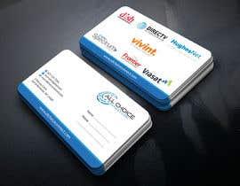 #56 untuk Generic Business Cards Need oleh TahminaB