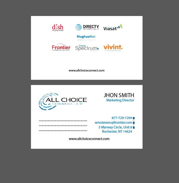 Entry #65 by MithunRoy3535 for Generic Business Cards Need | Freelancer