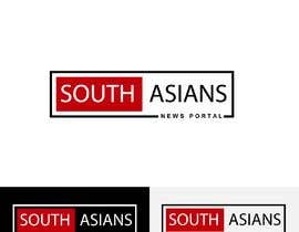 #11 untuk Logo for South Asians  News Portal oleh DonnaMoawad