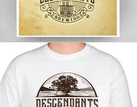 #123 for Descendants Brewing Company Logo by fourtunedesign
