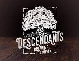 #245 for Descendants Brewing Company Logo by DCVAgus