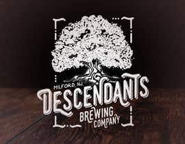 #245 dla Descendants Brewing Company Logo przez DCVAgus