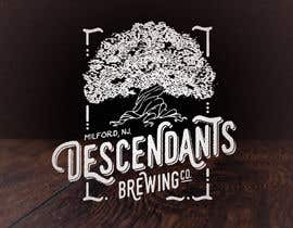 #246 for Descendants Brewing Company Logo by DCVAgus